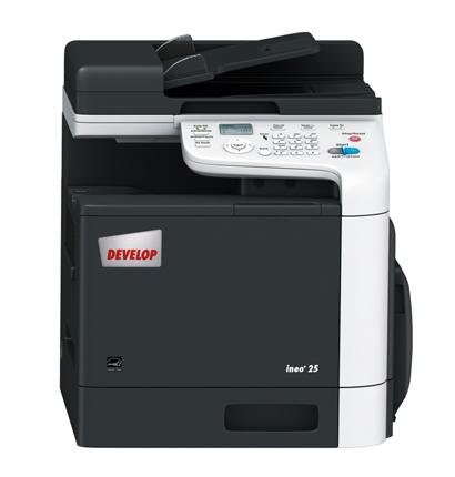 Develop ineo+ 3110 A4 Colour Photocopier