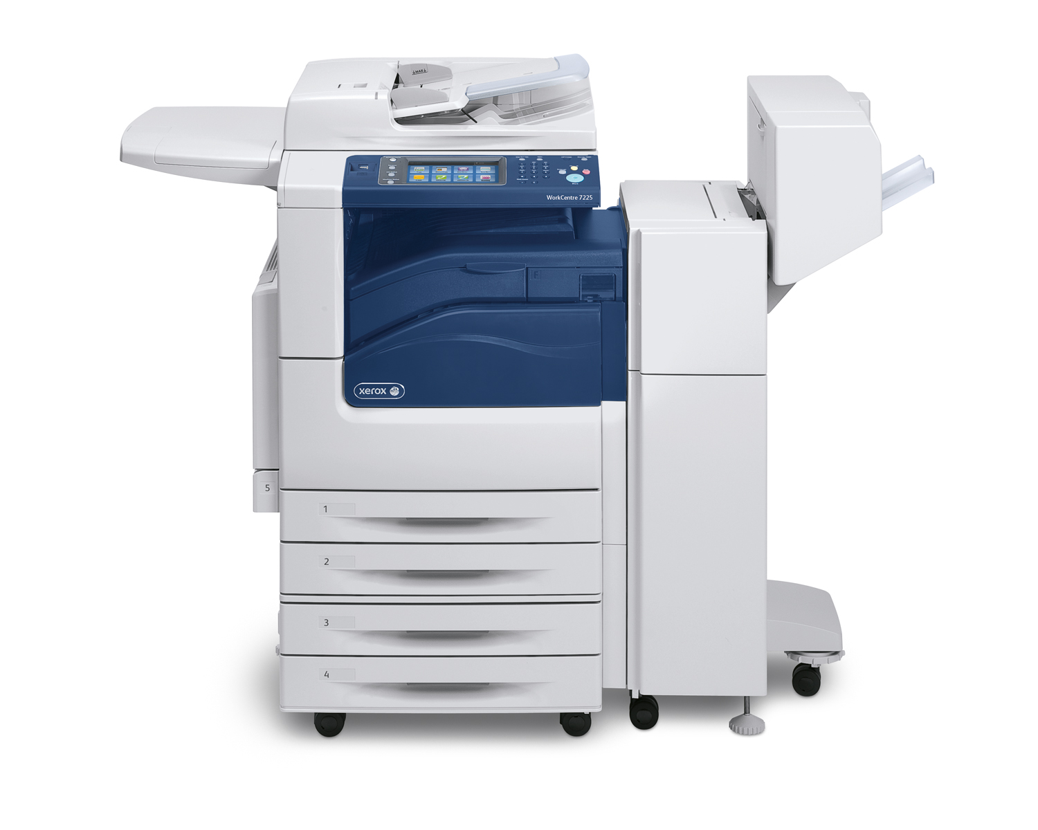 Xerox Workcentre 7220 multifunctional photocopier system